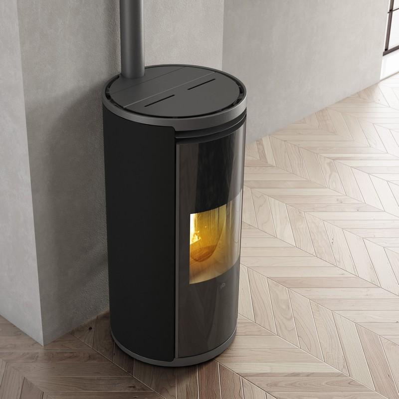 petit poil a pellet chauffage au bois le po le pellets ou. Black Bedroom Furniture Sets. Home Design Ideas